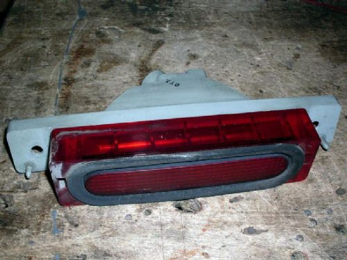 High level centre brake light from boot lid, Mazda MX-5 mk1, USED